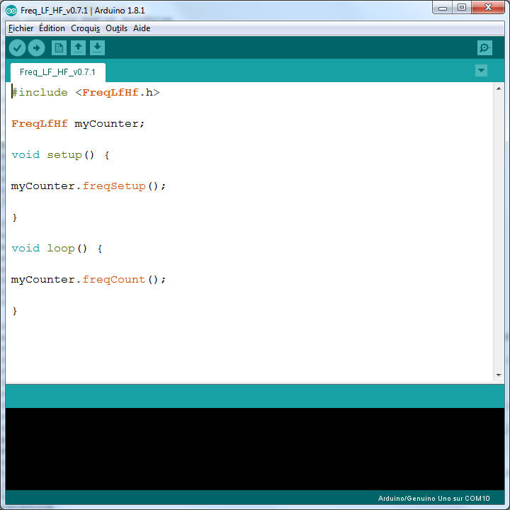 Programmation en 3 lignes