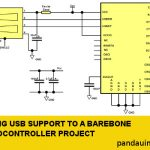 Adding USB support to a barebone microcontroller project