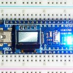 Using OLED and TFT displays with Narrow boards