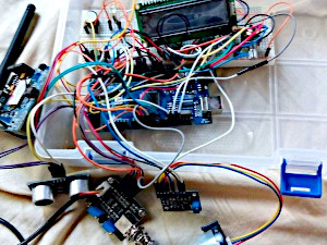 A typical Arduino project